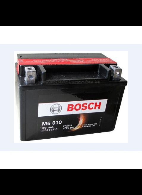 Batteria Bosch YTX9-BS Capacità di Batteria 8 ah Tensione 12V