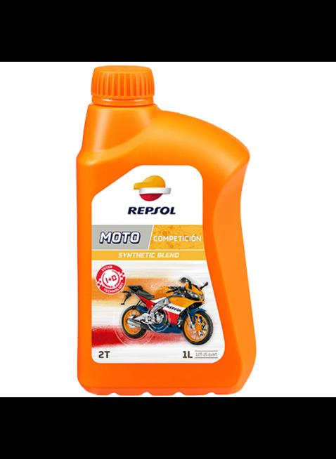 Olio per moto Repsol per motori a 2 tempi 1 litro