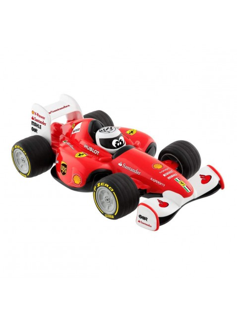 Scuderia Ferrari Giochi Telecomandata Macchina Bimbo Chicco 3 Anni
