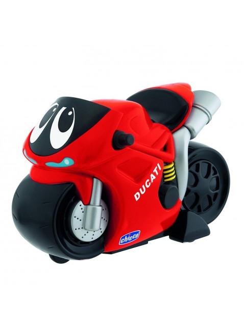 Modellino Ducati Moto Primi Giochi Turbo Touch Chicco Rossa