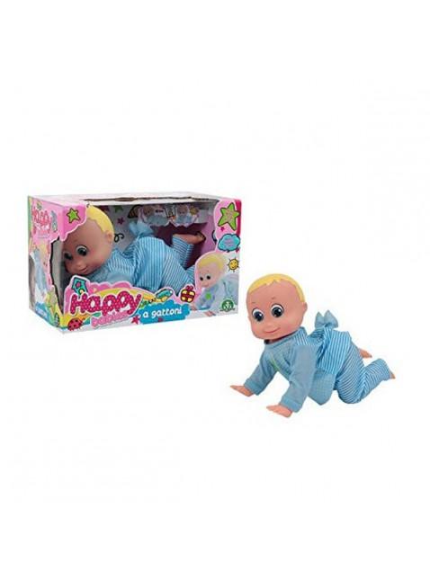 Happy Babies a Gattoni Bambola Muove la Testa Versetti Giochi Preziosi