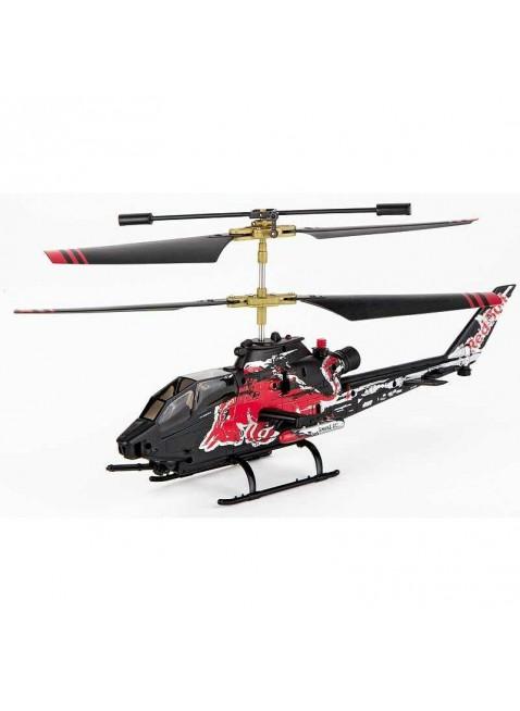 Elicottero Radiocomandato Carrera Red Bull Cobra TAH-1F 2,4 GHz TAH-1F 370501040
