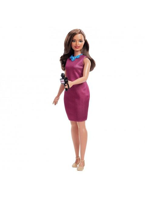 Barbie Carriere Iconiche Cronista TV Edizione Esclusiva per 60° Anniversari