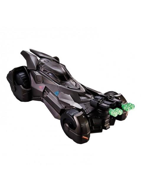 Mattel Macchina Batman vs Superman DHY29  Batmobile Deluxe adatto a Bambino