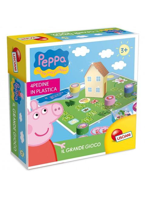Lisciani 44412 - Peppa Pig Il Gioco della Caccia al Tesoro Consigliato da 3++