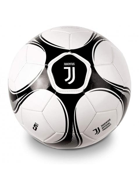 Mondo Toys Pallone da Calcio cucito Juventus F.C uomo size 5 300g Bianco Nero