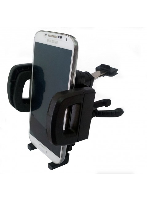 SUPPORTO UNIVERSALE PER AUTO  CELLULARE IPHONE GALAXY GPS STAND PORTA TELEFONO