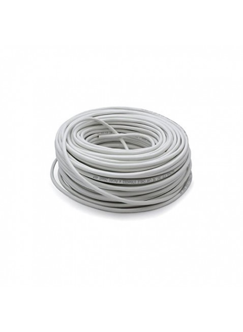 Matassa Bobina LAN Ethernet Lunghezza 50 Metri Dimensioni 24 AWG 0,5 mm Vultech
