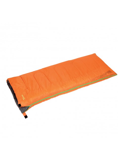 Sacco a pelo 190x75 cm Saccoletto Cotone Per montagna Easy Cotton Orange Berto