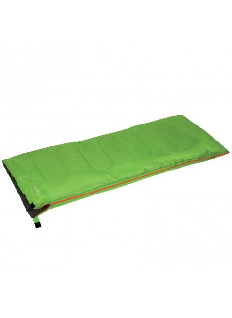 Sacco a pelo primaverile singolo Da campeggio Campo Pesca Easy nylon verde Berto