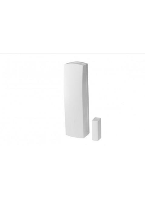 Contatto Magnetico Reed Switch Alarm 3 Ingressi Bianco con Batterie Litio 868Mhz