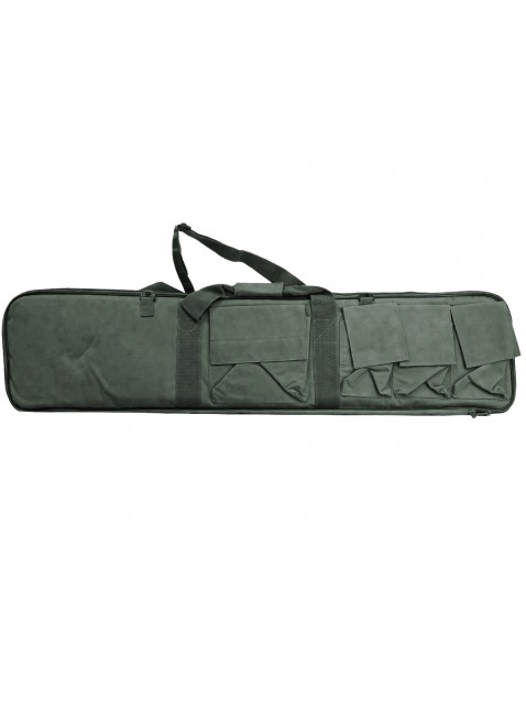 Custodia Borsa Porta Fucile Carrabina Verde Militare 107 cm