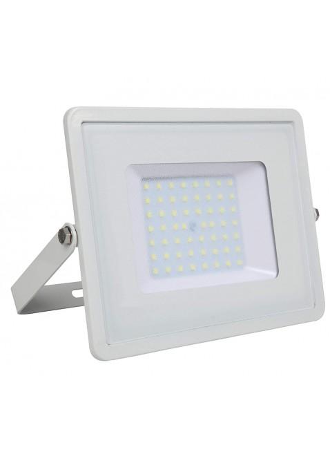 Faretto Led Illuminazione da Esterno 50W Luce Bianca Fredda 6400 Kelvin 4000 Lm