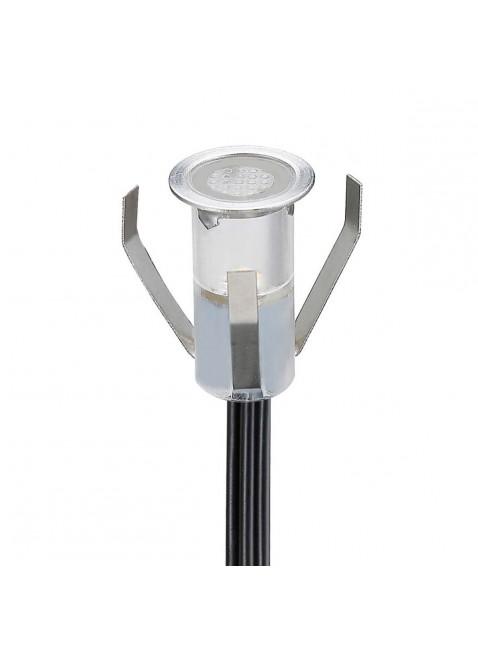 Faretto Segnapasso a LED 0.4W Punto Luce Naturale Life 39.9PL0210N
