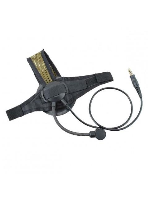 Cuffia Softair Element Selex Radio Headset con Microfono Z028