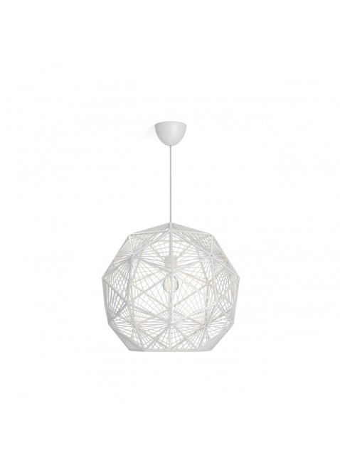 Lampada a Sospensione Design Bianca Philips MyLiving Mohair