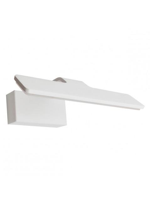 Lampada bagno faretto luce led per specchio 6w design - Lampada bagno specchio ...