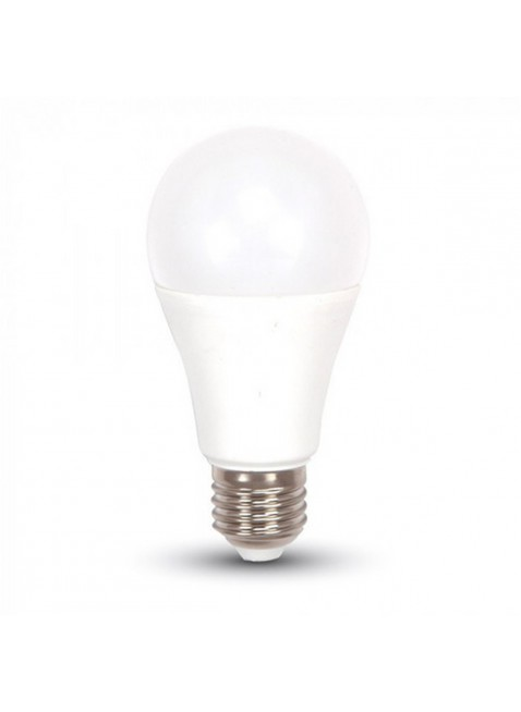 Lampadina Led Goccia A60 Sensore Pir 1000Lm Attacco E27 Luce Bianca Fredda 6500K