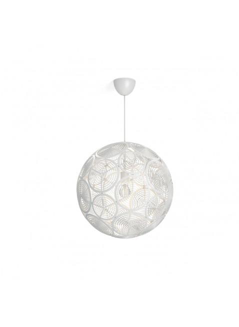 Lampada Sospensione Design Philips MyLiving Ring Bianco