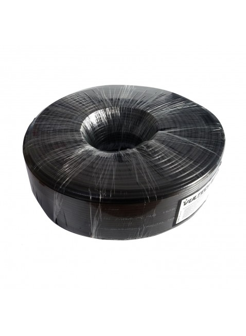 Bobina 100 Metri Cavo Mini Coassiale Video RG59 VULTECH SC13202HD-100