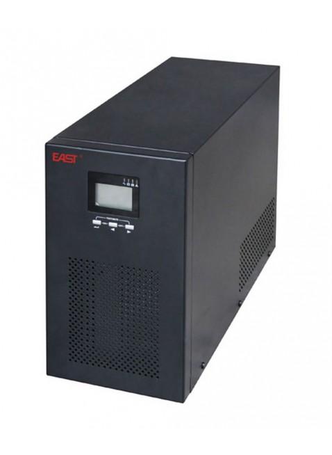 UPS Gruppo di Continuità 190x470x340mm Autonima Reale 5 Minuti AVR Potenza 2400W