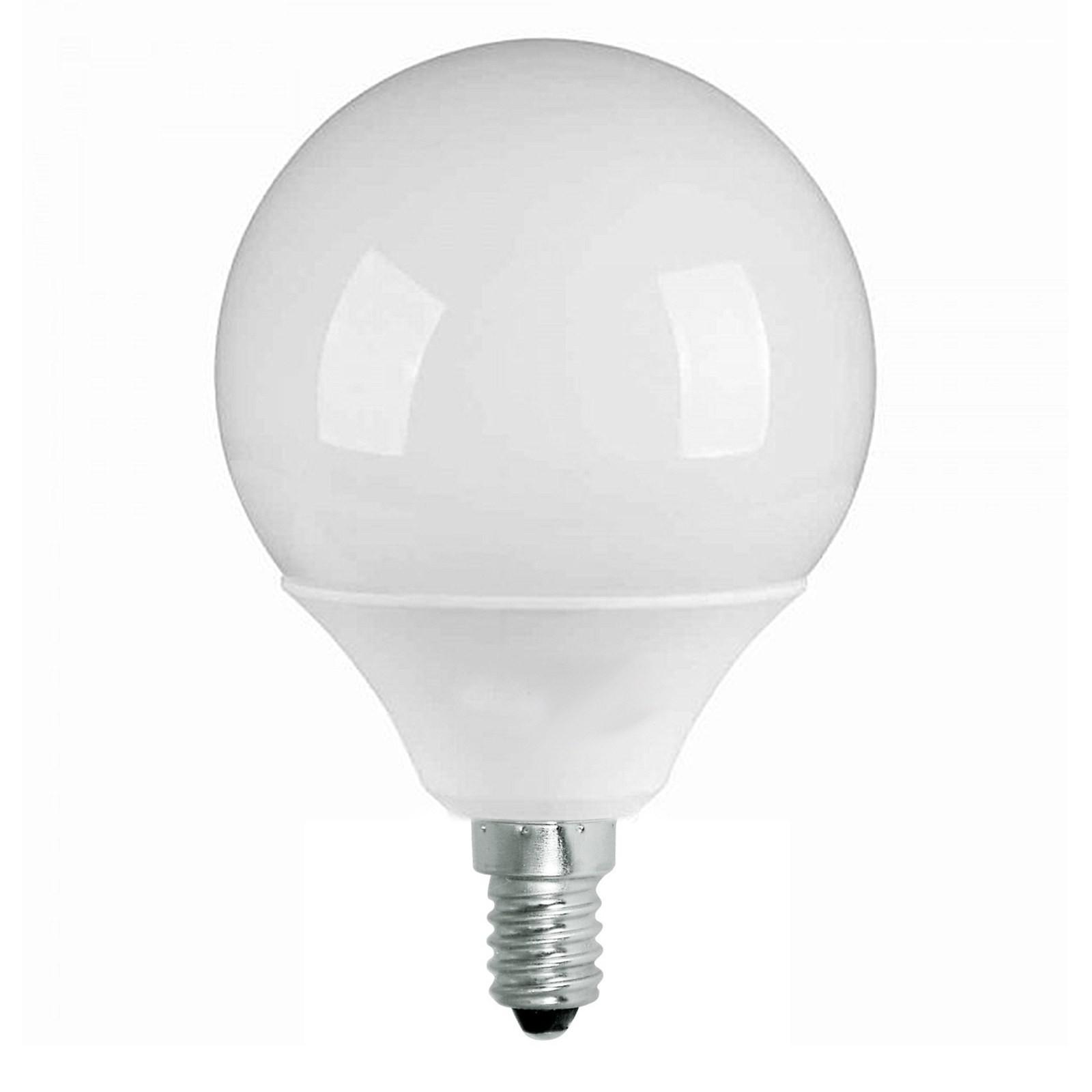 Lampada lampadina a led 4 5 45 watt attacco e14 luce for Lampada led e14