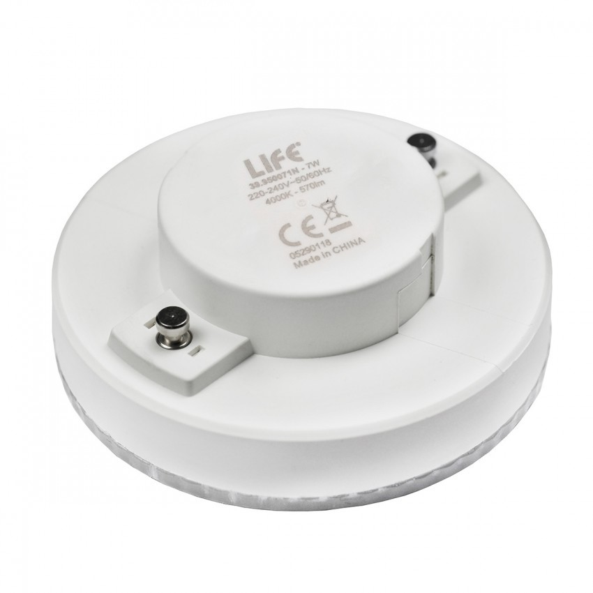 lampada lampadina a led gx53 luce naturale 7w 570 lumen. Black Bedroom Furniture Sets. Home Design Ideas
