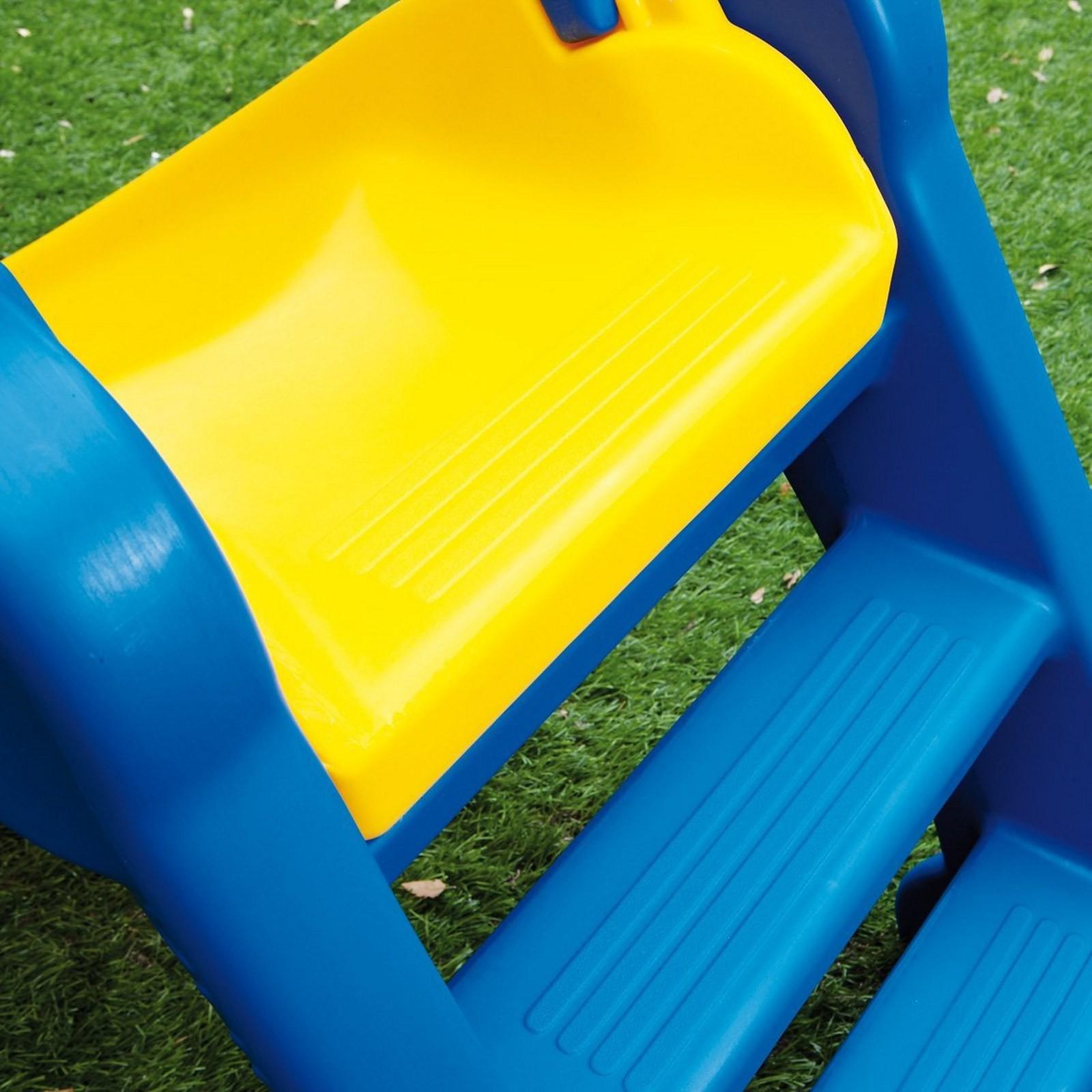 Scivolo pieghevole gioco per bambini da esterno chicco for Prezzo scivolo chicco