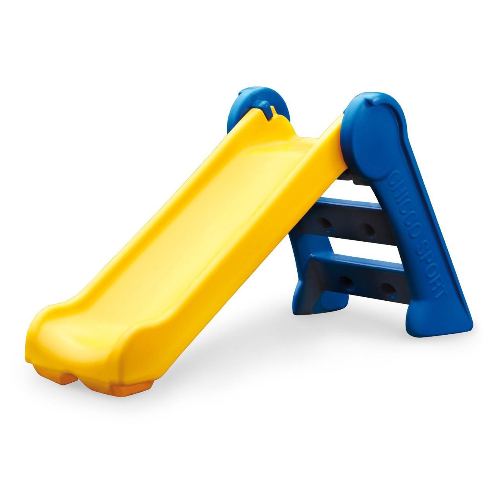 Scivolo pieghevole gioco per bambini da esterno chicco for Scivolo per bambini ikea