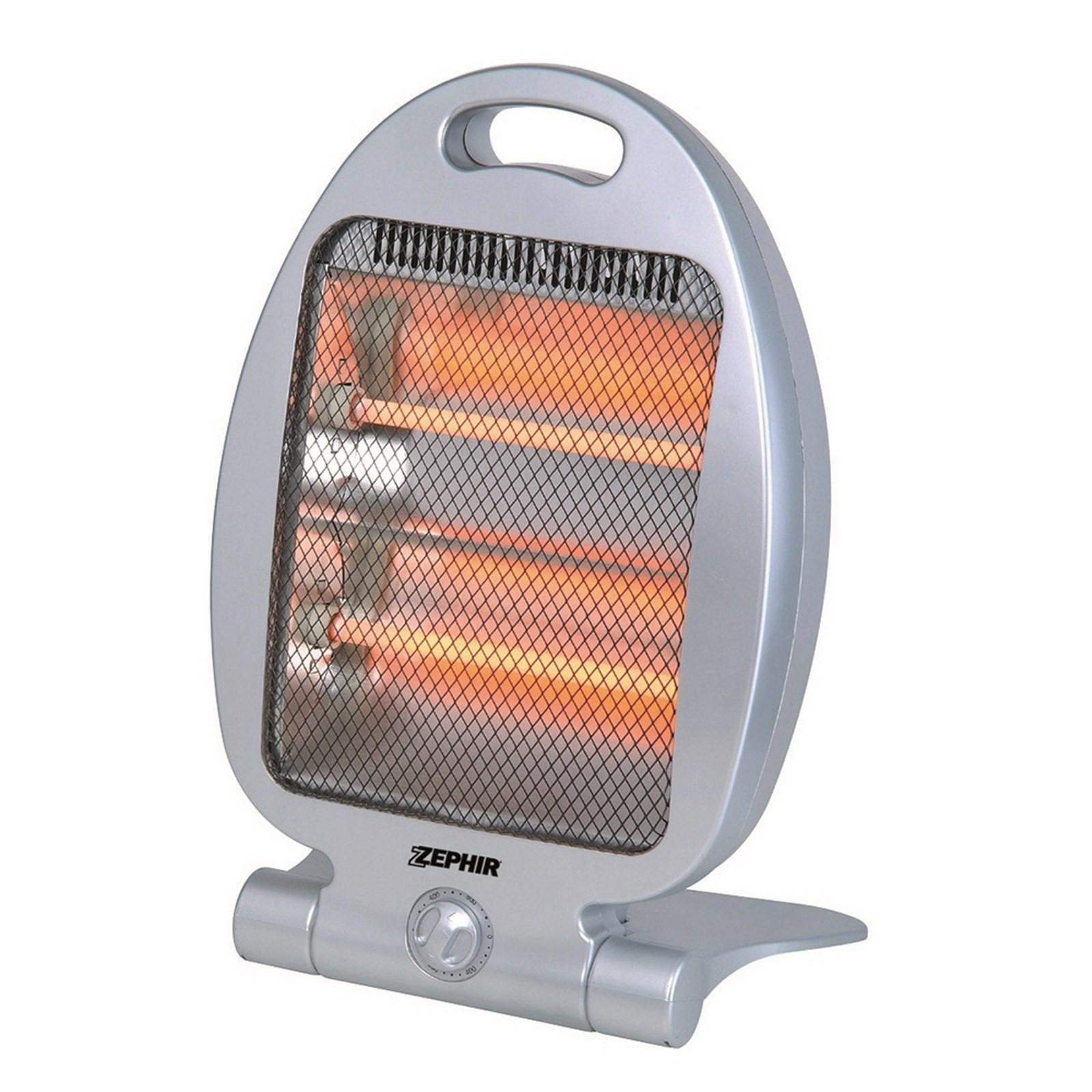 caldobagno stufa elettrica bagno riscaldamento 2 potenze 800 watt zephir