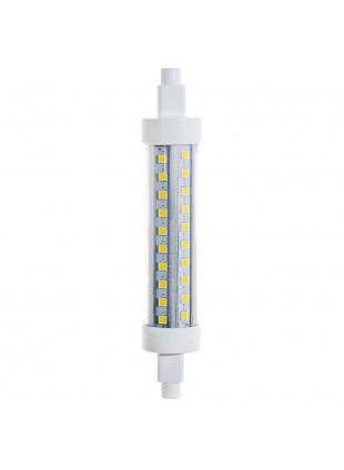 Lampada Faro Faretto Lampadina R7s 60 LED 10 Watt LIFE Luce Bianca Fredda 6500 K