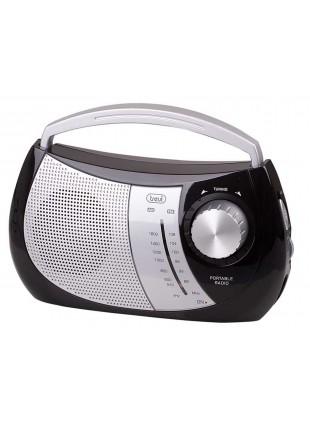 Radio Trevi Nero Portatile Suono Speaker 2 bande FM Portable Audio Cassa Musica