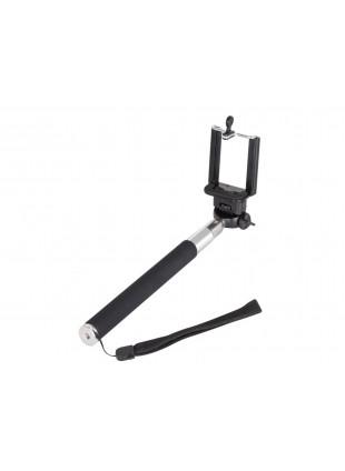 Bastone Supporto universale nero x photo Fotografare Selfie Trevi Iphone Asta