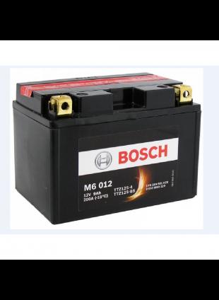 Batteria per Scooter Moto YTZ12S-BS Bosch 12V 9 Ah