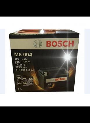 Batteria per scooter a Litio Bosch YTX5L-BS Tensione 12V 4 ah