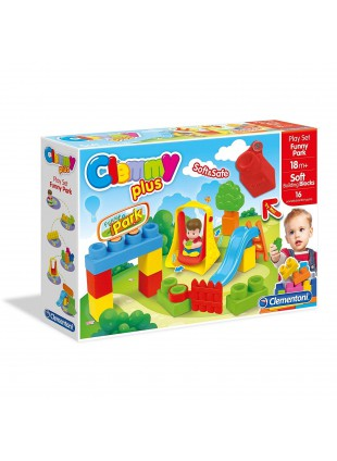Parco Giochi Clemmy Plus Fun Park Costruzioni Primi Giochi Giostra Scivolo