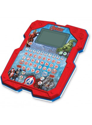 Pad Tablet Educativo Computer Avengers Bimbo Imparare Numeri Lettere Clementoni