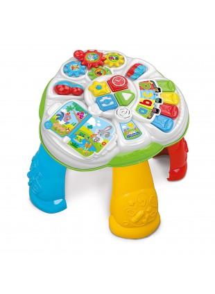 Tavolo Prime Scoperte Giochi Infanzia Elettronico Parlante