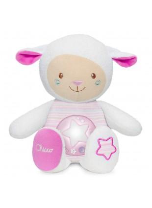 Mamma Lullaby Chicco Primi Sogni Peluche Pecorella Neonato Rosa