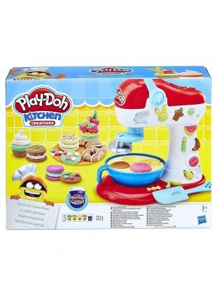 Mixer di Dolcetti Creare Dolci Play Doh con 2 Stampi Giocare Creatività