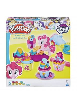 My Little Pony Pinkie Pie Play Doh Creare Cupcake Biscotti Pasta da Modellare