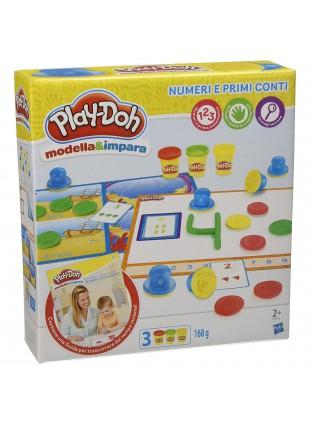 Plastichina Pasta da Modellare Play Doh Creatività Impara Numeri e Conti Hasbro