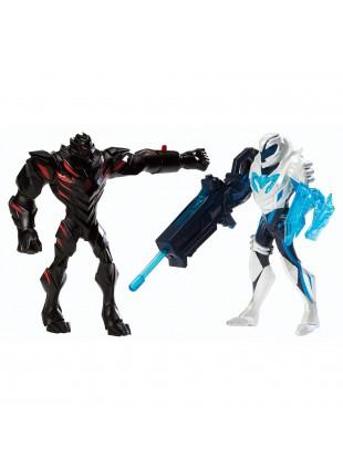 Max Steel Turbo Dreed Braccio Allungabile Mattel Personaggi