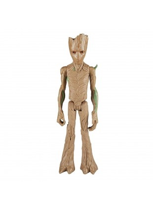 Groot Avengers Marvel Personaggio Pupazzetto 30 cm Gioco Hasbro
