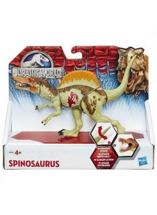 Spinosaurus Dinosauri Jurassic World 20 cm Animali Muove Coda