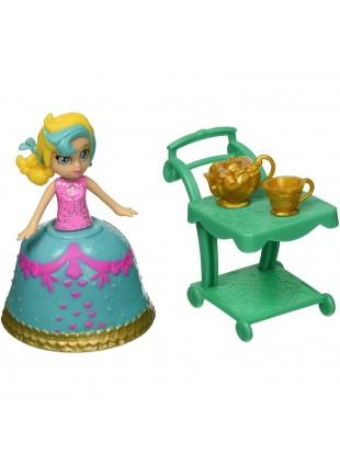 Giochi Preziosi Cuppatinis Mini Doll C/Acc Ballerina Colorata Gioco Bambina