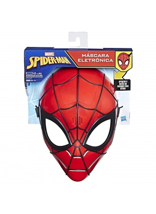Hasbro Marvel Spider-Man Maschera Effetti Speciali Hero riprodurre suoni frasi