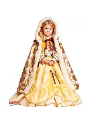 Vestito Costume Di Carnevale Bella Baby Per Bimba Bambina Taglia 4 Anni 50529