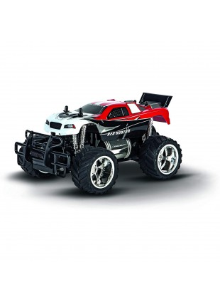 Auto Macchinina Carrera Red Hunter X Radiocomandata 2,4GHz Buggy Rossa 115717