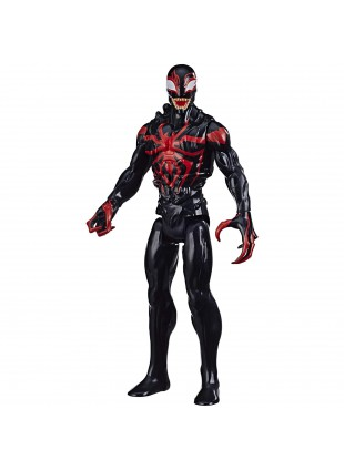 Hasbro Spider-Man Miles Morales Action Figure 30 cm Titan Hero Compatibile
